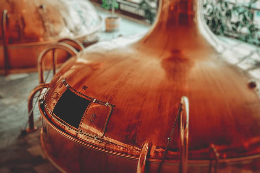 Lindores Abbery Distillery