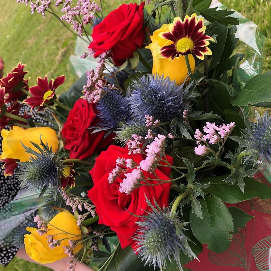logie farm flowers